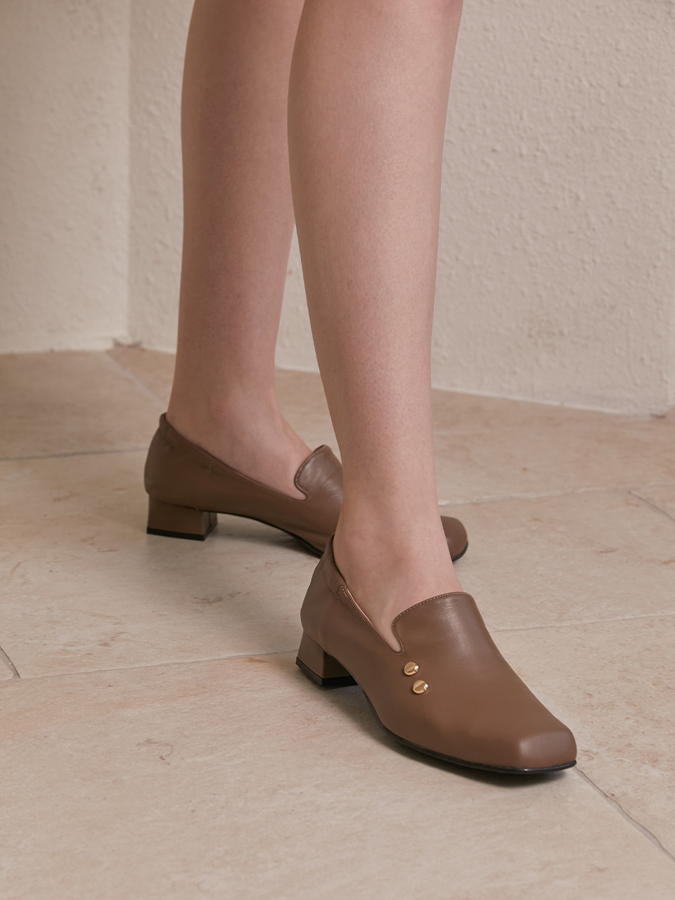 BETTY LOAFER(Moca brown)
